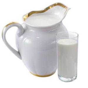 маска с молоком