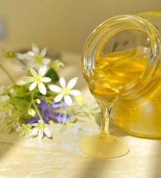 мёд ромашка